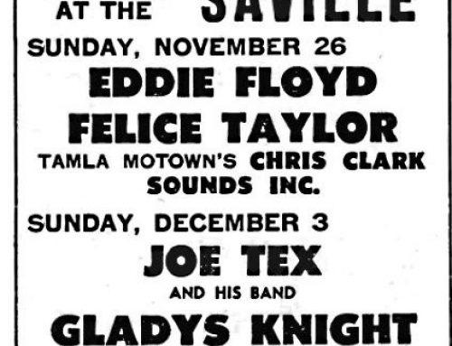 "#55 – ""Gladys Knight Is Round The Corner!"""
