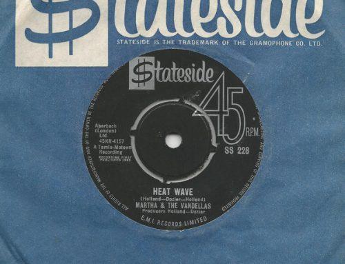 #3 – My First Motown 45