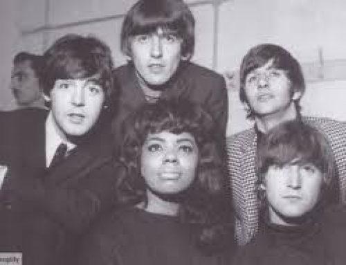 """#4 – """"Right Next Door…The Beatles & Mary Wells"""""""