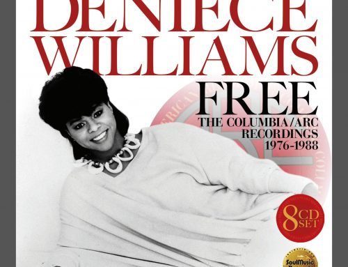 """DENIECE WILLIAMS """"FREE"""" 8-CD SET RELEASED ON SOULMUSIC RECORDS…."""