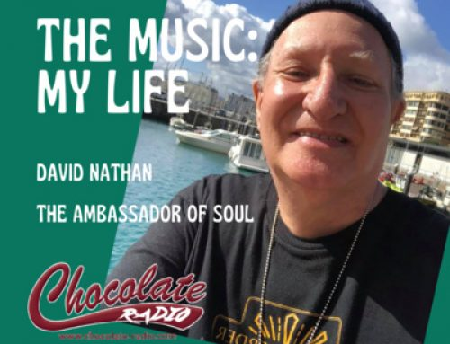 """Diane Hinds Interview """"In Conversation With The British Ambassador Of Soul, David Nathan"""""""