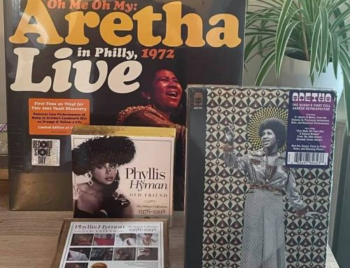July 30th Celebration!  Honouring Aretha Franklin and Phyllis Hyman…